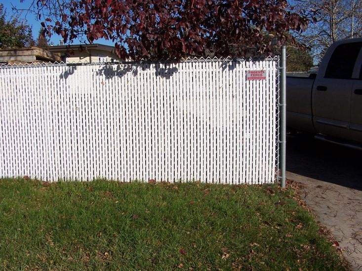 Phoenix Fence Products Privacy Products Top Locking Slat