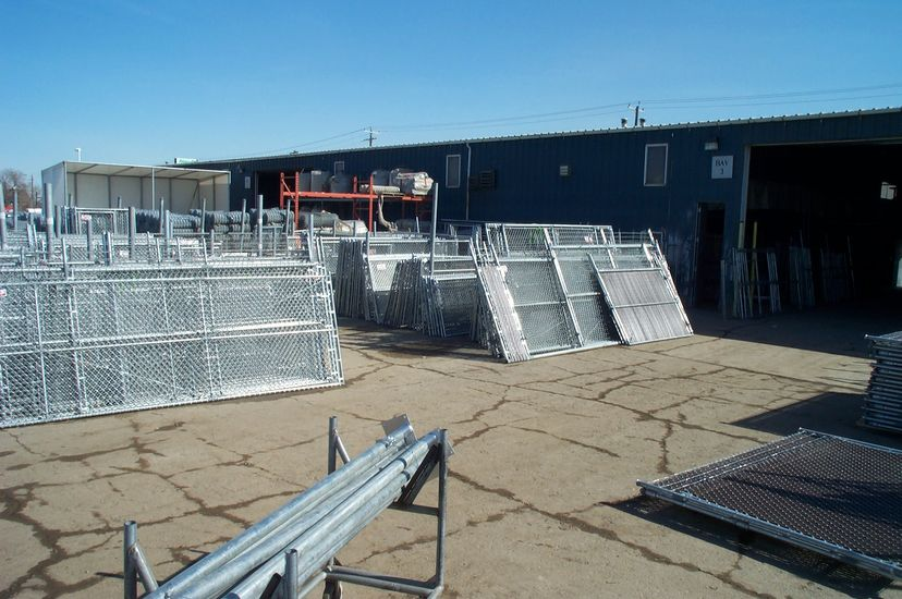 Phoenix Fence Services Manufacturing Chain Link