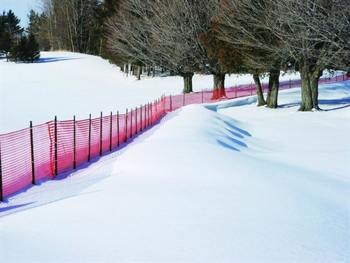 Phoenix Fence Products Snow Safety Amp Barrier Fence